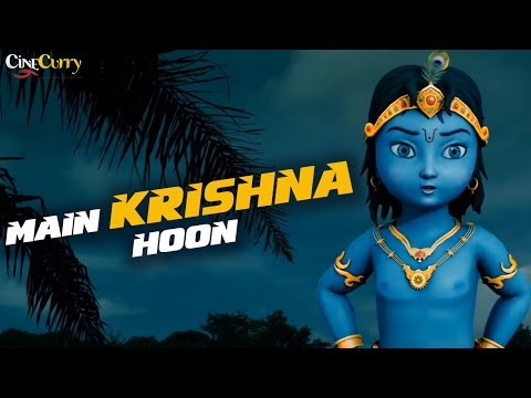 Main Krishna Hoon│Animated Song For Kids Mp3