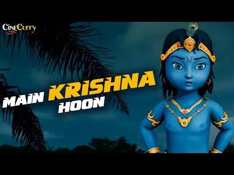 Main Krishna Hoon│Animated Song For Kids