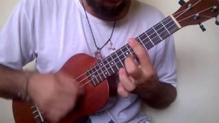 Dick Dale Misirlou - Ukulele Fingerstyle + Tabs