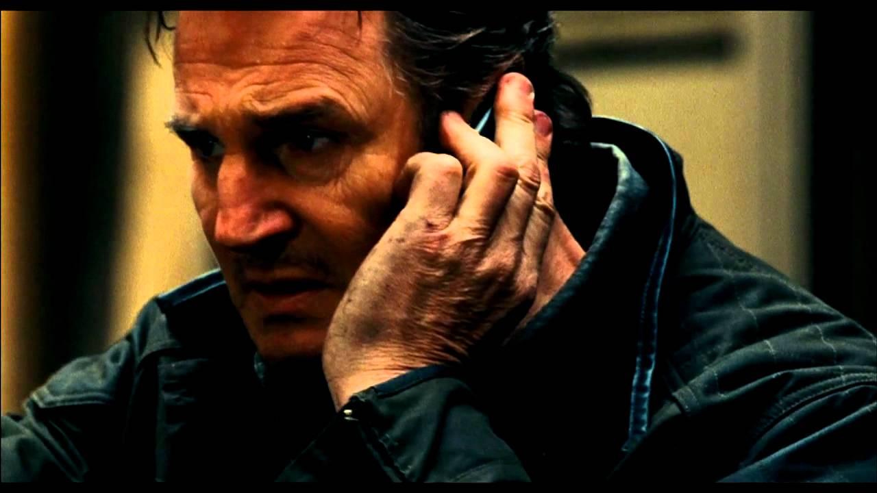 Liam Neeson Presenta El Nuevo Tr U00e1iler De Venganza
