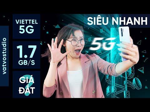 Viettel Có 5G: SIÊU NHANH Và Giá Có đắt?