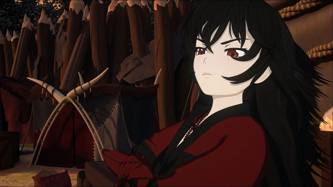 Blind Reaction RWBY Volume 5 Chapter 4 'Lighting the Fire'