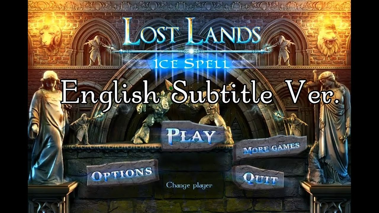 Lost Lands: Ice Spell/ロスト・ランド:氷の呪縛 プレイ動画(英語Ver.)