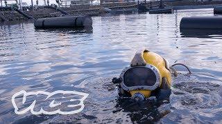Meet A Professional Poo Diver