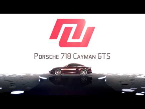 Nitro Nation Online introducing new Porsche 718 Cayman GTS