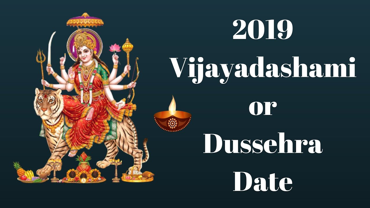 dussehra 2019 - photo #2