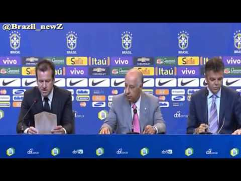 Dunga announce the list of Brazil in the Copa America - Chile 2015
