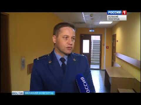 В суде вынесли обвинительный приговор бывшему вице-мэру Великого Новгорода Вадиму Фадееву