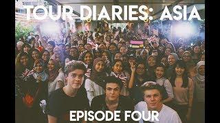 New Hope Club - Tour Diaries: Malaysia