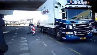 видео Перевозки Голландия Россия