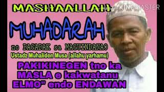 """Allahu akbar """"! MASHAALLAH ustadz Muhaliden Musa"""