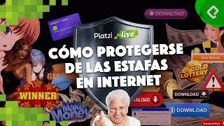 Cómo protegerse de las estafas en internet