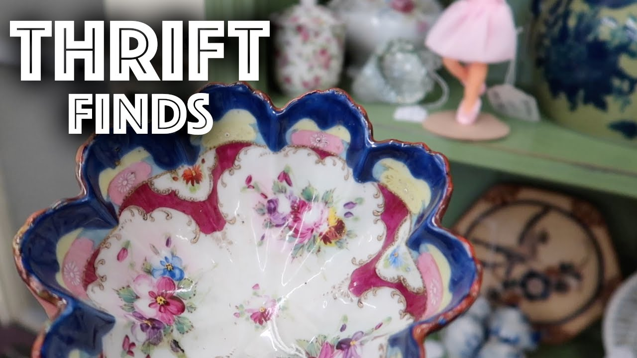 Sent Him THRIFTING with a Camera | Thrift With Me for Ebay | Reselling