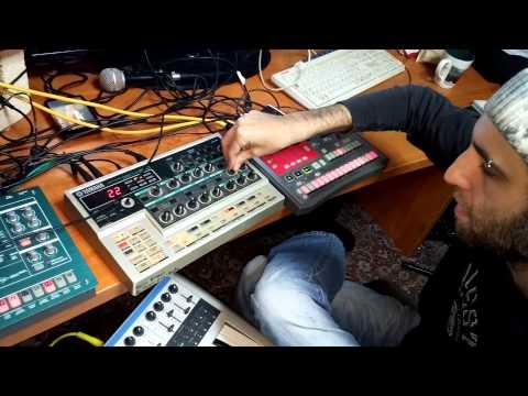 Faxi Nadu - Live Trance Jam Platform with External Sequencing Explained