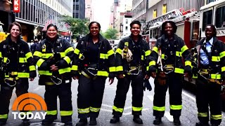 Meet The FDNY's Female First Responders | TODAY