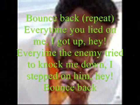 Bounce Back by Kevin Davidson and the Voices