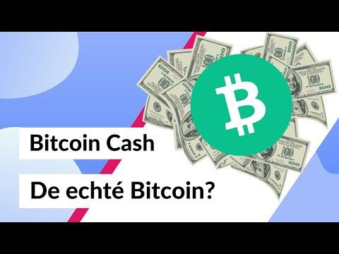 Wat Is Bitcoin Cash? | Crypto Educatie #3
