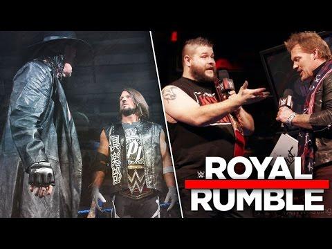 Fantasy Booking WWE Royal Rumble 2017!