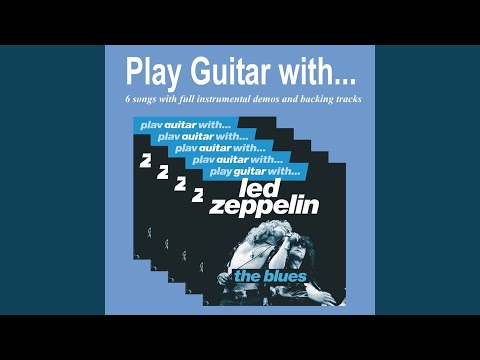 I Can't Quit You Baby (Backing Track Only Without Guitar)