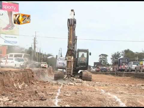 Update on Nairobi roads project