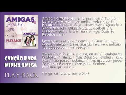 BRUM EYSHILA BAIXAR 2 FERNANDA AMIGAS E PLAYBACK CD