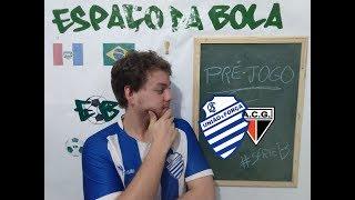 Pré-Jogo: CSA x Atlético-GO (2º turno)