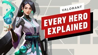 Every Valorant Character Explained