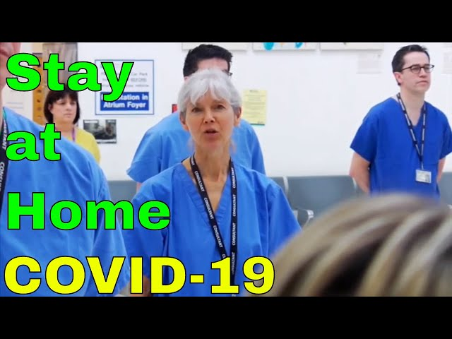 Stay at Home NHS official video