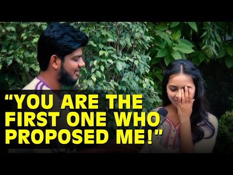 """Sri Divya - """"You are the first one who proposed me"""""""