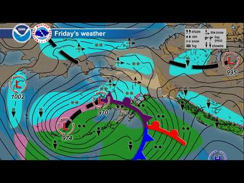 December 14, 2017 Alaska Weather Daily Briefing