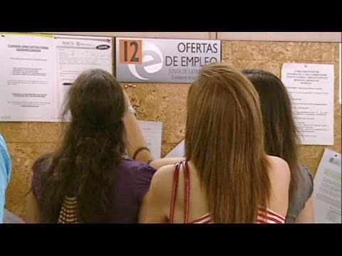 Spanish unemployment drops, still over 26% - economy