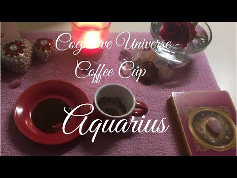 Aquarius Do The Kiwi Dance Slashing Anxiety/September 2017 Coffee Cup Reading by Cognitive Universe