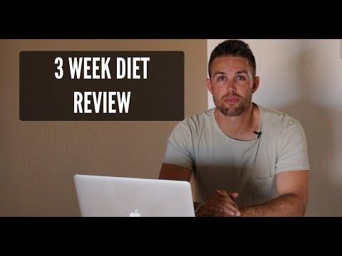 3 Week Diet Review | Truth On Brian Flatt - YouTube