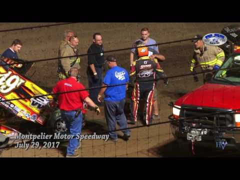 072917 GLSS Montpelier Motor Speedway