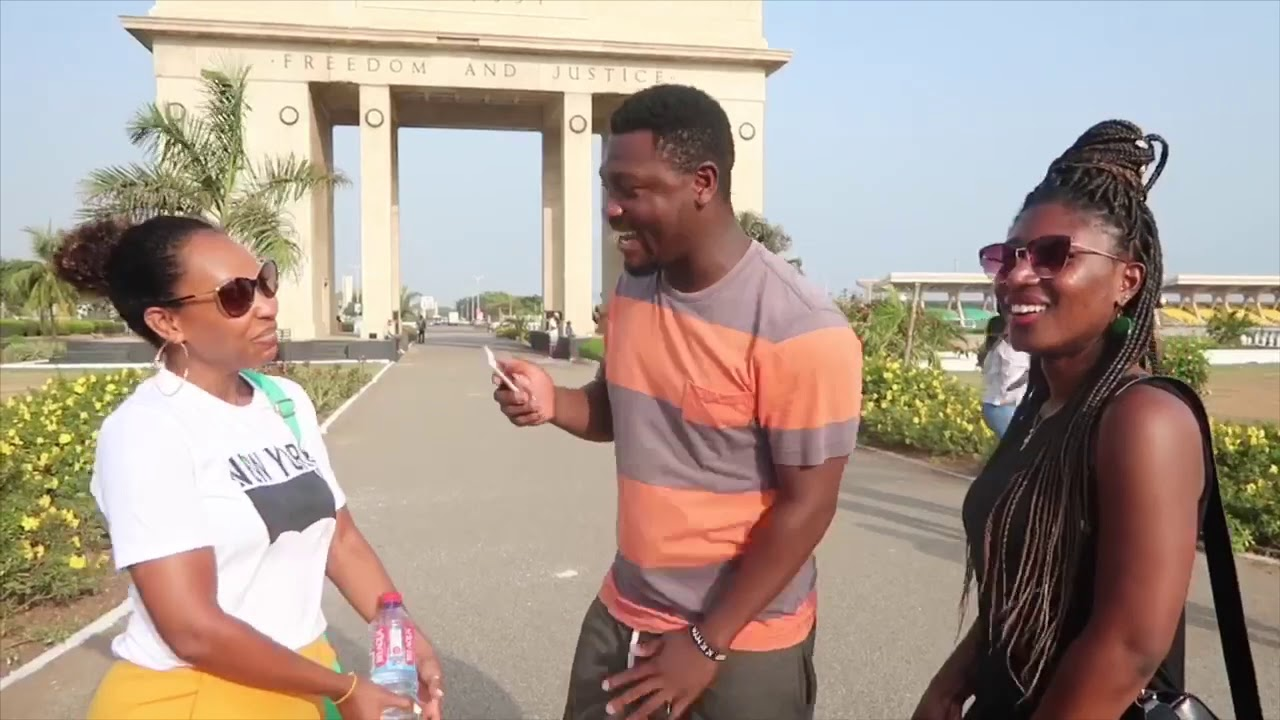 These Canadians Were Shocked To See Ghana For The First Time !