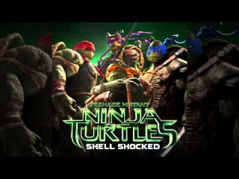 Cancion de la pelicula tortugas ninja
