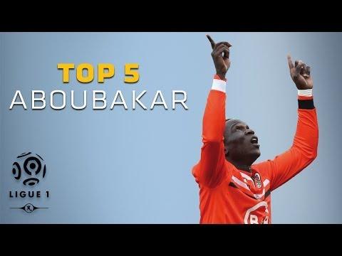 Vincent Aboubakar - Top 5 Goals - Ligue 1