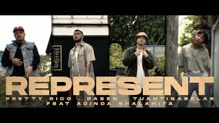 Pretty Rico, Raben, Tuan Tigabelas - Represent feat. Adinda Shalahita (Official Music Video)