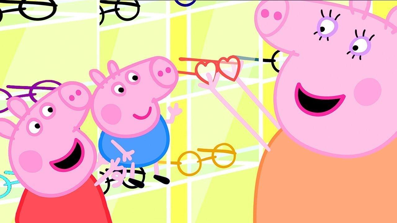 Świnka Peppa 👓 Kupcie Okulary! | Bajki Po Polsku | Peppa po Polsku