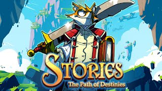 Stories: Path of Destinies PS4 Gameplay First Impressions