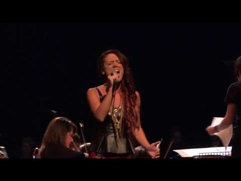 Babe I'm Gonna Leave You, Victoria Wimer Contreras with Seattle Rock Orchestra, 2012