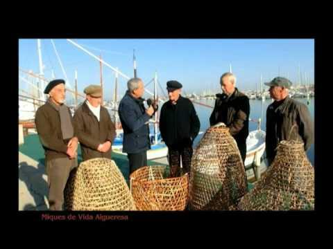 Miques de vida algueresa (mariners)