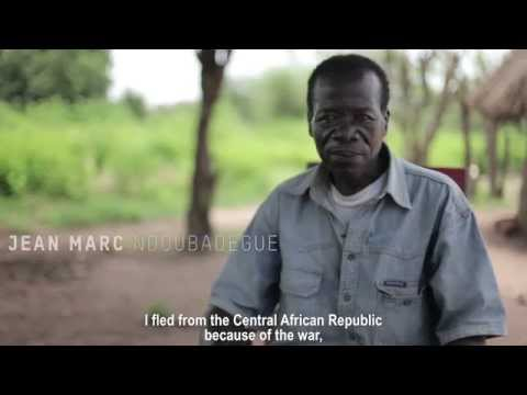 Life as a Central African Republic refugee in Chad - Part II: Jean Marc Ndoubadegue