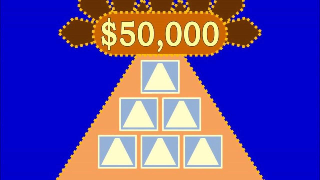 50000 Pyramid