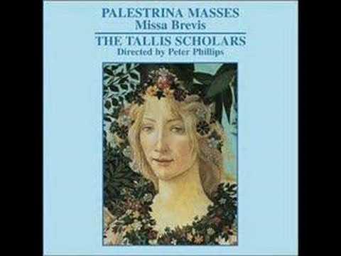Palestrina - Missa Brevis - Sanctus et Benedictus