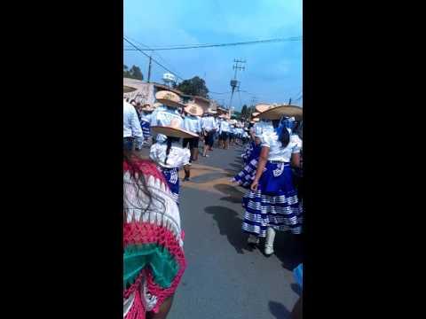 Fiesta en San martín xico nuevo 14 de agosto del 2016