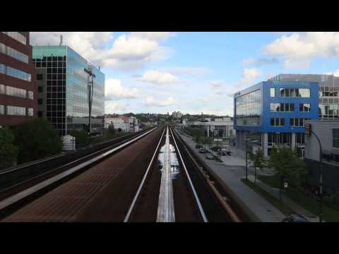 SkyTrain - Stadium to Commercial-Broadway