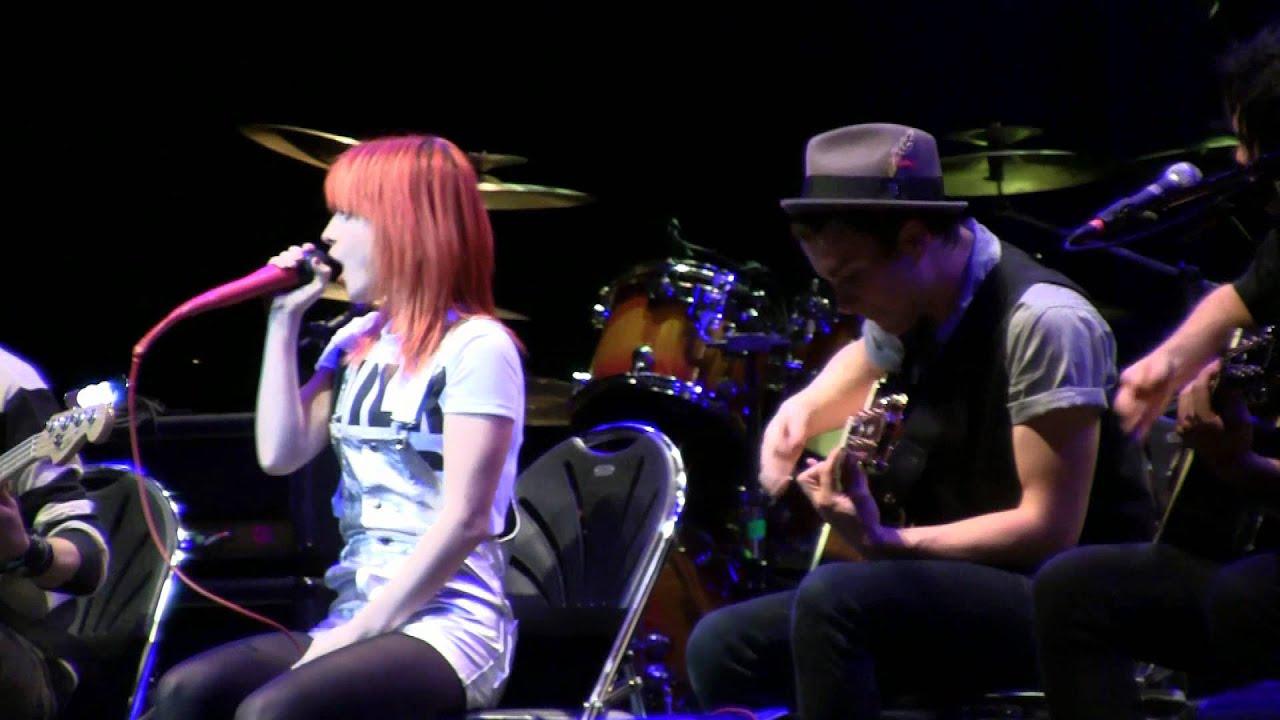 paramore at musicares 2011