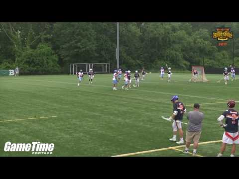 WIll Levine (18') 2017 Lacrosse Summer Highlights