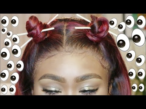 REALISTIC AF LACE FRONTAL INSTALL FT ASTERIA Brazilian Body Wave Hair